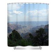 Grand Canyon 6 Shower Curtain