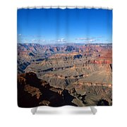 Grand Canyon 6 Shower Curtain