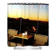 Grand Canyon And Phoenix 046 Shower Curtain