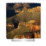 Grand Canyon Arizona Light And Shadow 1 Shower Curtain