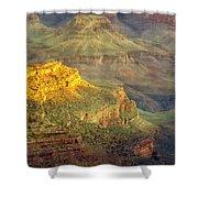 Grand Canyon Awakening Shower Curtain