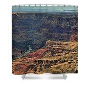 Grand Canyon Colorado River II Shower Curtain