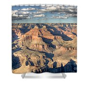 Grand Canyon Hopi Point Shower Curtain