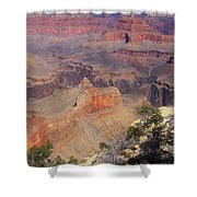 Grand Canyon I Shower Curtain