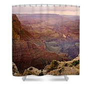 Grand Canyon In The Spring Shower Curtain