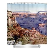 Grand Canyon Morning Shower Curtain