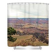 Grand Canyon No 2 Shower Curtain