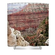 Grand Canyon No 5 Shower Curtain
