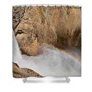 Grand Canyon Of The Yellowstone II Shower Curtain