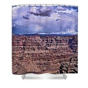 Grand Canyon Panorama Shower Curtain