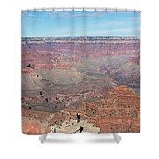 Grand Canyon Selfie Mania Shower Curtain