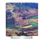 Grand Canyon Series 4 Shower Curtain
