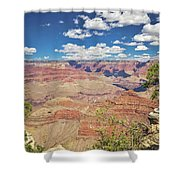 Grand Canyon Vista 14 Shower Curtain