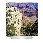 Grand Canyon13 Shower Curtain
