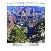 Grand Canyon14 Shower Curtain