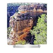 Grand Canyon15 Shower Curtain