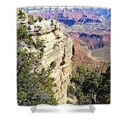 Grand Canyon17 Shower Curtain