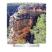 Grand Canyon19 Shower Curtain
