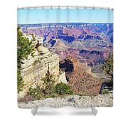 Grand Canyon21 Shower Curtain