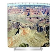 Grand Canyon22 Shower Curtain