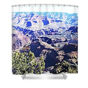 Grand Canyon23 Shower Curtain