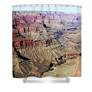 Grand Canyon29 Shower Curtain