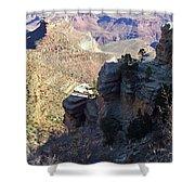 Grand Canyon5 Shower Curtain