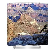 Grand Canyon8 Shower Curtain
