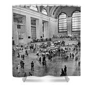 Grand Central Terminal Shower Curtain