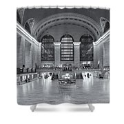 Grand Central Terminal II Shower Curtain