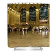 Grand Central Terminal Main Floor Shower Curtain