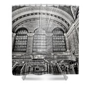 Grand Central Terminal Station Shower Curtain