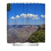 Grand Clouds Shower Curtain