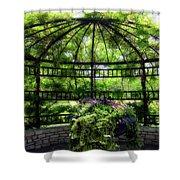 Grand Gazebo Shower Curtain