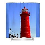 Grand Haven Light Shower Curtain