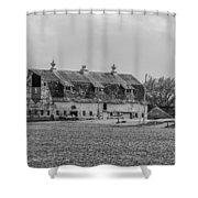 Grand Old Barn Shower Curtain