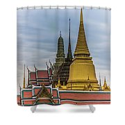 Grand Palace 01 Shower Curtain