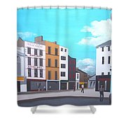 Grand Parade, Cork Shower Curtain