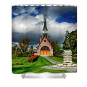 Grand-pre National Historic Site 06 Shower Curtain