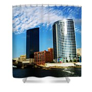 Grand Rapids Michigan Is Grand Shower Curtain