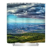 Grand Staircase - Escalante National Monument Shower Curtain