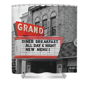 Grand Theatre Shower Curtain