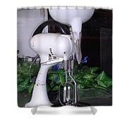 Grandma's Old Mixer Shower Curtain