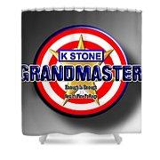 Grandmaster Shower Curtain
