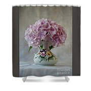 Grandmother's Vase   Shower Curtain