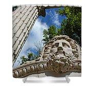 Granite Greatness - The Guild Inn Shower Curtain