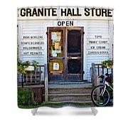 Granite Hall Store  Shower Curtain