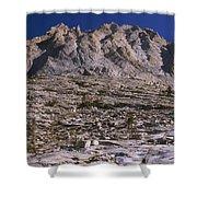 Granite Mountain Shower Curtain