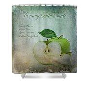 Granny Smith Shower Curtain