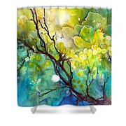 Grapes - Let Them Ripe Shower Curtain